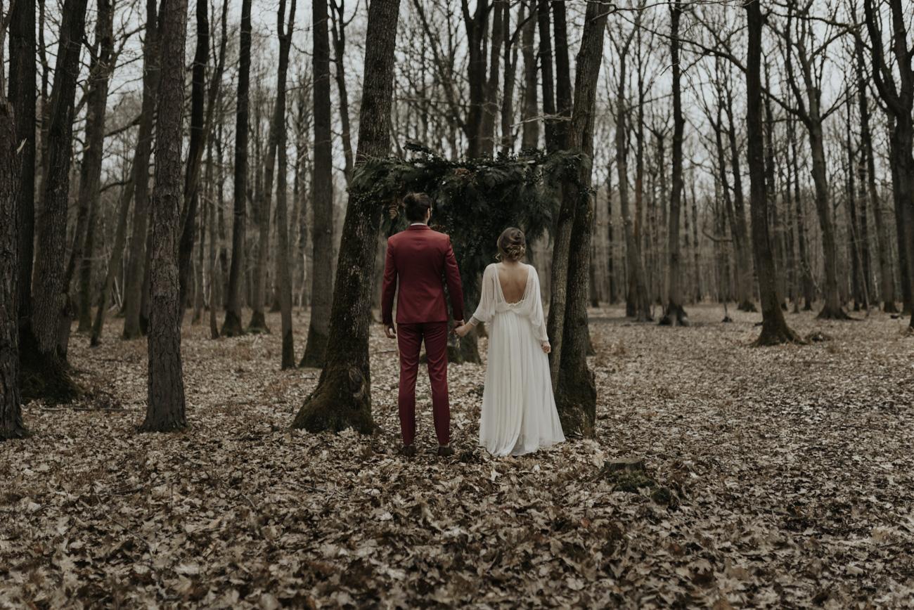 Tous savoir sur l'elopement, le mariage en petit comité.