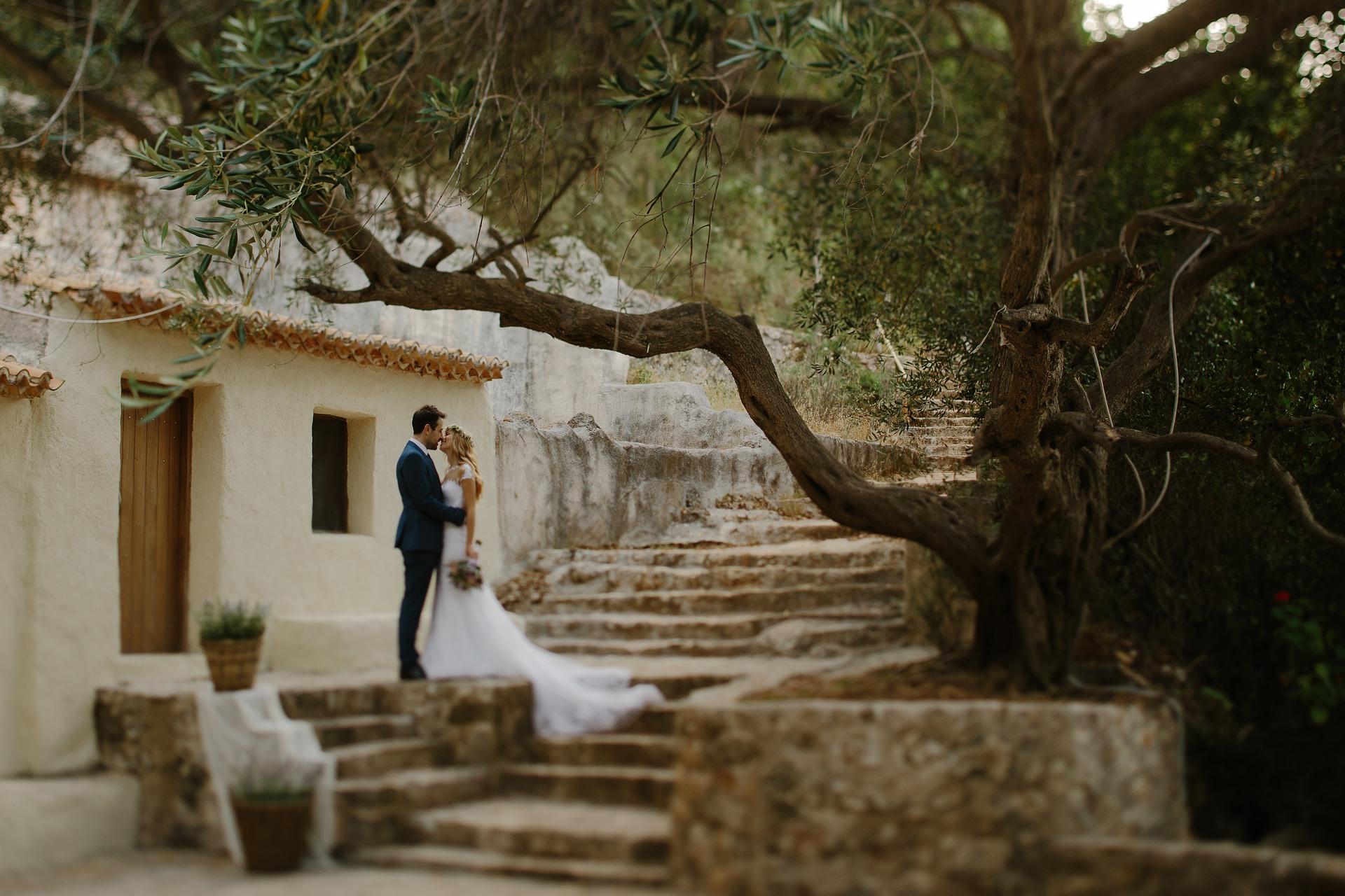 Un mariage en faveur de la reforestation avec Marie-Svetlana, Wedding planner éthique